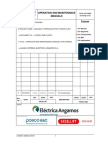 191644670 0 WD951 EM610 00079 Rev 0 Operation and Maintenance Manuals for Cranes