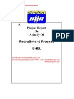a comparative study recruitment process outsourcing