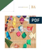 Programa de Alfabetización Digital