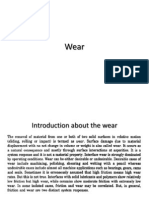industrial tribology wear ppt