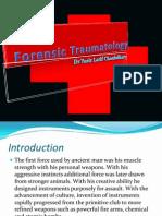 Forensic Traumatology