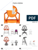 Mpm Vol. 02 Chair+Tables