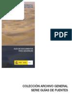 Guia de Documentos Para Saharauis