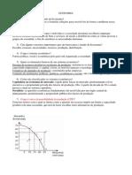 Questionário Economia P1-2