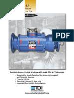 56a-lp gas turbine