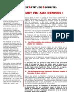 161310 20140314 Tract VAS La CGT Met Fin Aux Derives