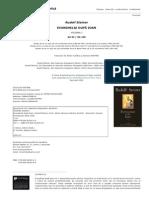 Rudolf Steiner - Evanghelia Dupa Ioan GA 94-100 - Vol 1