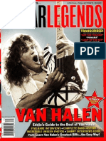 Guitar Legends - Van Halen