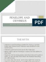 Penelope and Odysseus