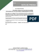 NP. 026-14 MML Mejora El Asfaltado de Principales Avenidas de Comas