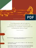 Presentación PTT Mujer Comunista - Sec. Género. 2014 (1)