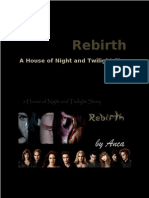 Rebirth - A House of Night and Twilight Story
