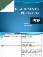 Dosificaciones en Pediatria 2)