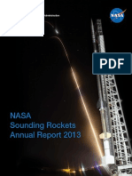 Sounding Rockets Annual Report 2013_sm