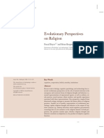 Evolutionary Perspectives