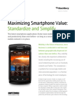 Maximizing Smartphone Value