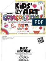 ] Kids' Crazy Art Concoctions