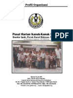 Profil Organisasi 2006 Pusat Harian Kanak - Kanak Spastik