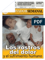 Observador Semanal Nro. 453 - 13/03/2014