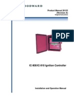 IC 900 IC 910 Ignition Controller
