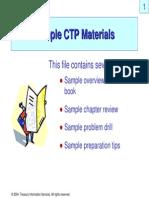 CTP Sample