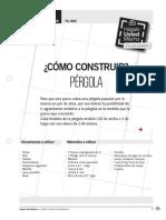 Pa-In02 Construir Prgola
