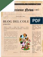 Barcience News January Presentación