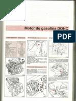 Chevrolet Corsa  DOHC - Manula de Taller