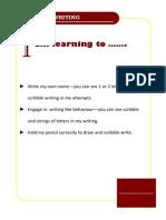 Es1 - Writing
