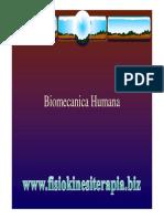 Biomecanica Humana