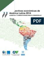 Perpectivas económicas 2014-cepal