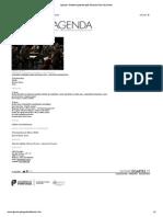 Agenda _ Projetos apoiados pela Direção-Geral das Artes