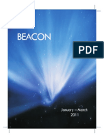 Jan-Mar 2011 Issue of the Beacon Magazine [Lucis Trust]