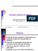 Introducao a Metricas de Software