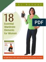 18 Essential Elements Full