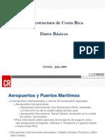 072_Infraestructura en Costa Rica - Datos Basicos