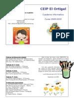 Cuadernillo informativo curso 2009-2010