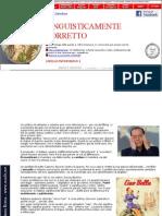 Linguisticamente Corretto - Matdid - Scudit Roma, Lingua Italiana Per Stranieri