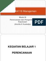 EKMA4116 Manajemen - Modul 3.ppt