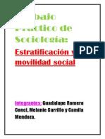Trabajo Práctico de Sociología