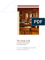 the daily grill-bp