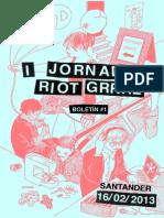 BPD 019 - I Jornada Riot Grrrl