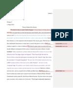 edit of org