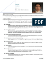 jordanjosehoracio resume 2014