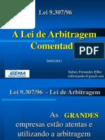 Lei 9.307-96 - Lei de Arbitrgem Comentada -  apresentação_Gema_V0