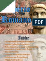 O IMPÉRIO ROMANO.pptx