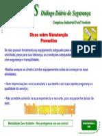 DDS MANUTENÇÃO PREVENTIVA IV 93