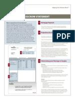 Escrow Analysis Guide