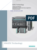 SIMATIC TECNOLOGICAS - FOLLETO