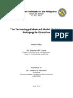 TECHNOLOGY ENHANCED MODEL.doc